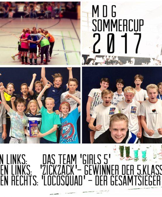 Der Sommer/FrühlingsCup – Ein Sozialprojekt für alle 9. Klassen der Zukunft!