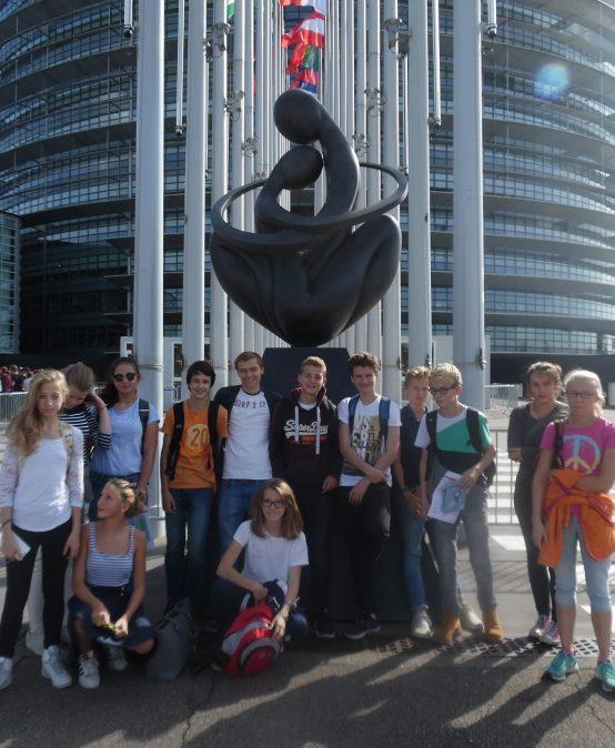 Studienreise nach Straßburg