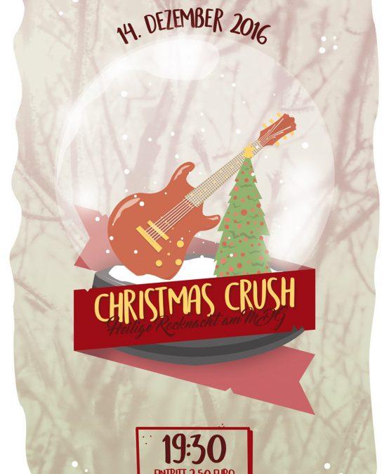 """Weihnachtskonzert """"Christmas Crush"""""""