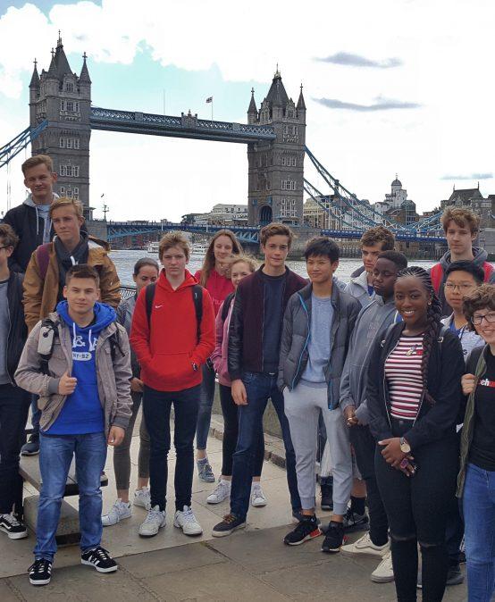 Englandaustausch Oundle 2017