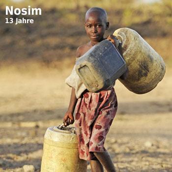 Spendenlauf für Wasser für Kenia