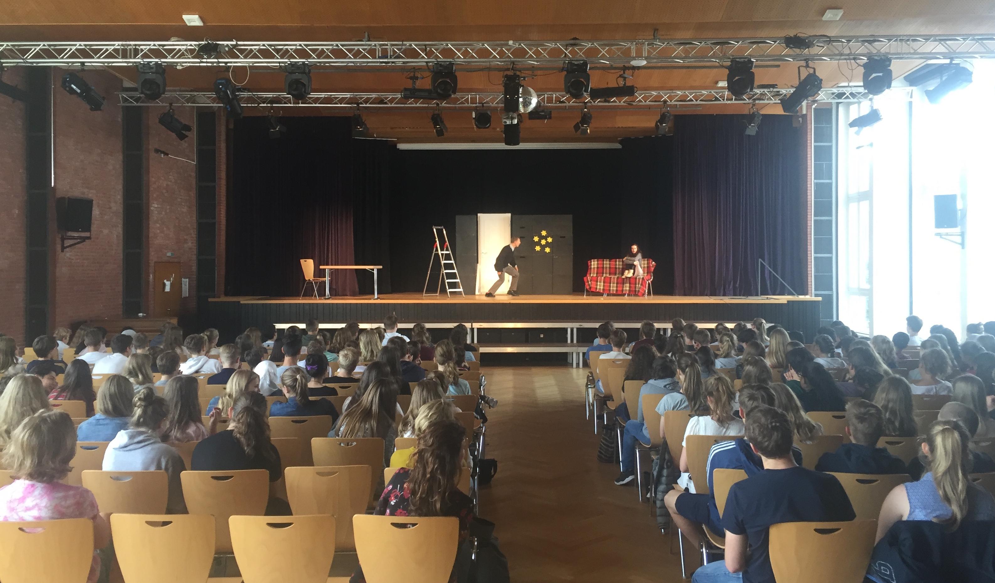 Projekttag zu Anne Frank