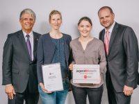 MDG erhält den Jugend forscht Schulpreis 2018